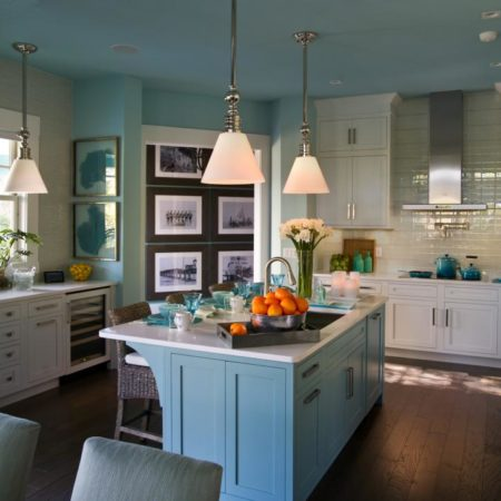 Coastal Kitchen Designs and Ideas