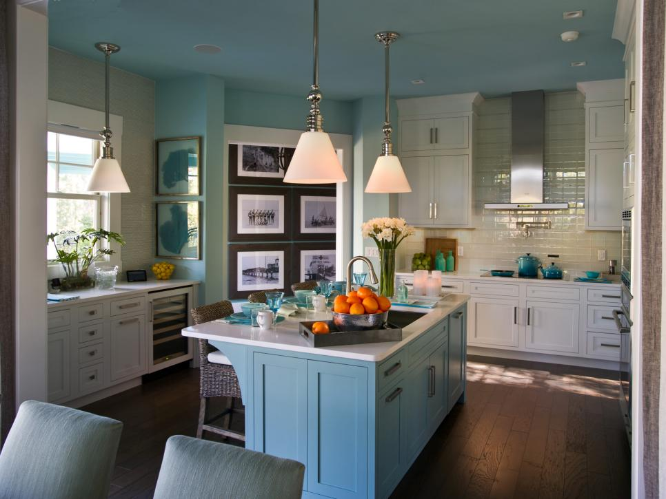 coastal kitchen designs and ideas - Coastal Kitchen Ideas