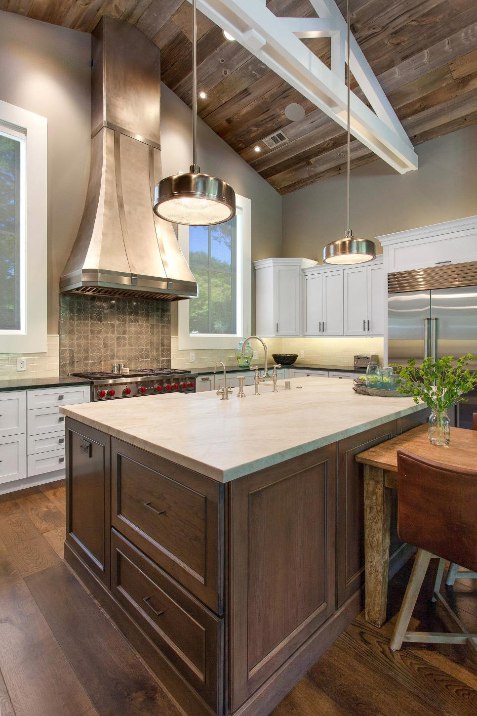 Rustic Kitchen Designs  Maxton Builders - Kitchen design and remodeling