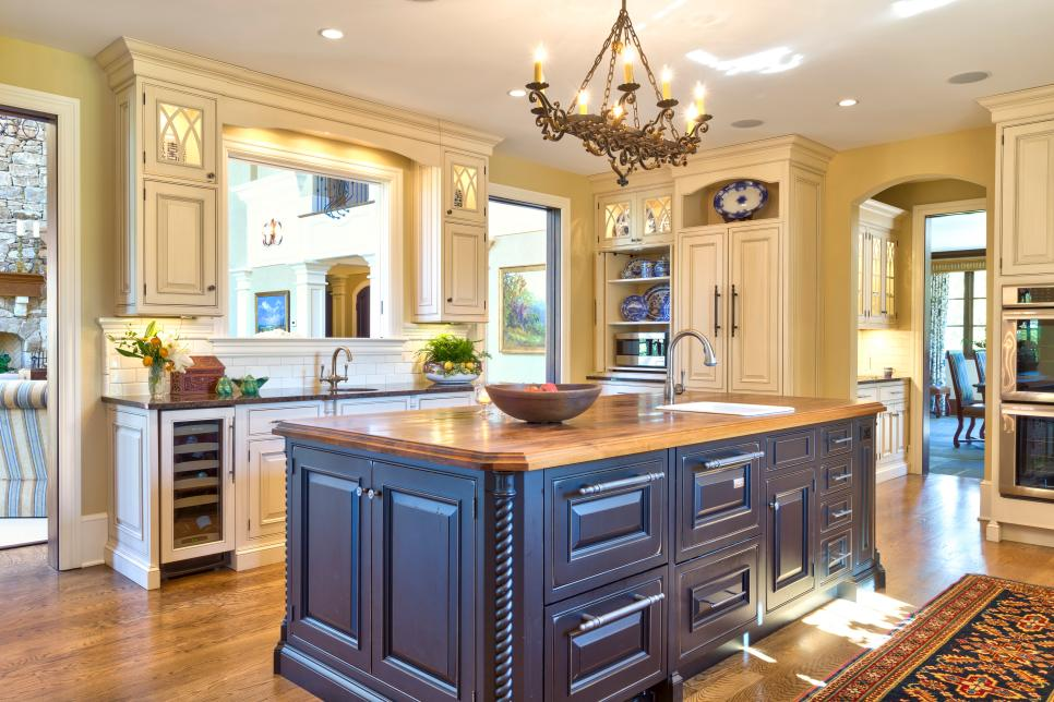 Traditional Kitchen Design Ideas Maxton Builders