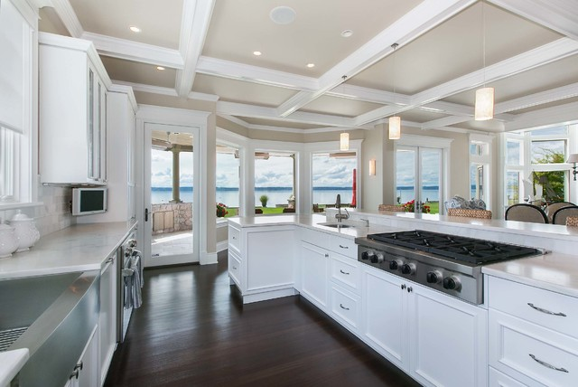 Delightful Coastal Kitchen Designs Home Design Ideas